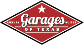 Garages of Texas logo