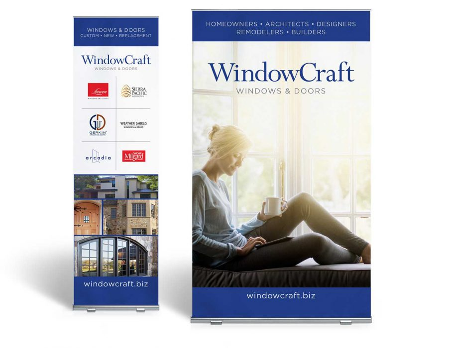 WindowCraft Promotional Banners
