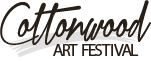 Cottonwood Art Festival logo
