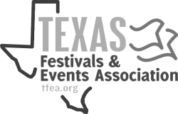 texas festivals & events bw